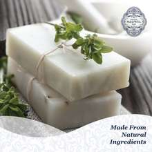Handmade J&J Co Latest Version Medwel Natural Beauty Soap ( Free Soap Net )天然手工精油美容皂附送起泡网
