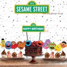0a3434add50 Rp 61.000. Tokopedia. Kunjungi Toko. Sesame Street cake topper