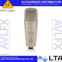 Latest Behringer Products Price Online in Singapore