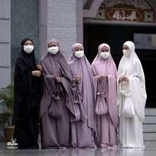 Hijab Alila Mukena Ramadhan