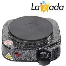 Bialetti เตาไฟฟ้าอเนกประสงค์ขนาดเล็กสำหรับ ต้มกาแฟ อุ่นอาหาร เตาขนาดพกพา ใช้กับ moka pot รุ่น Girmi 500W
