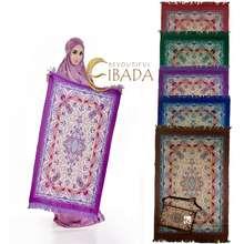 Travel Prayer Mat (Sejadah Travel + Bag)