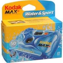 KODAK New Weekend Underwater Disposable Camera Excellent Performance