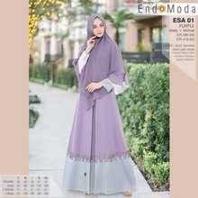 Baju Muslim Muslimah Endomoda Original Model Terbaru Harga Online Di Indonesia