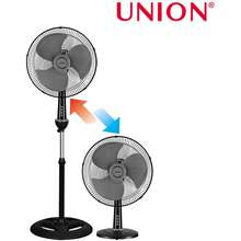 Union Ugsf-1646 16″ 2-In-1 Convertible Stand Fan