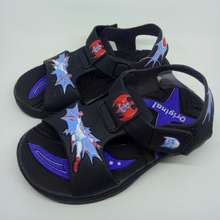 Batman Sepatu Sandal Gunung Anak Laki Laki Merk Baguza Karakter S24 27