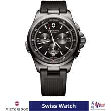Victorinox Swiss Army Night Vision Chronograph Watch 241731