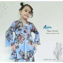 Meraki BAJU RAYA 2021 Adra Kebaya Peplum Kid Girl (Baju Kurung Kanak-Kanak)