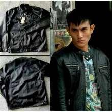 Jumbo jaket pria xxl jaket kulit pria jaket big size xxl jaket xxl 775acb1a82