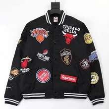 NBA Jaket All Team