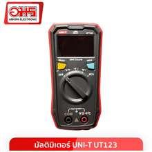 AMORN มัลติมิเตอร์ UNI-T UT123 อมร อีเล็คโทรนิคส์ อมรออนไลน์ ONLINE มัลติมิเตอร์วัดไฟ วัดไฟ เครื่องวัดกระแสไฟ มัลติมิเตอร์ ยูนิที