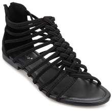 Laviola Shoes - Sandal Gladiator Wanita - 2425 Tgk