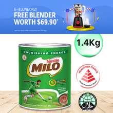 Milo ACTIV-GO Regular Powder Tin 1.4KG