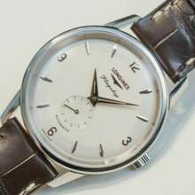 Longines Flagship Heritage 60Th Anniversary Oxf Factory 1:1 Best Edition White Dial