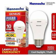 hannochs Lampu Led Genius 10w Ac/Dc