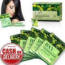 SALE BSY Noni BPOM Original 100% - Black Hair Shampoo - Shampoo Penghitam Rambut Alami -