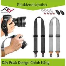 Peak Design Dây Đeo Máy Ảnh Chính Hãng Tại Việt Nam: Slide, Slide Lite, Leash, Cuff, Hand Strap