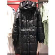 Stradivarius Puff Coat Jaket Mantel