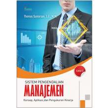 INDEKS Buku Sistem Pengendalian Manajemen Edisi 2 - Thomas Sumarsan