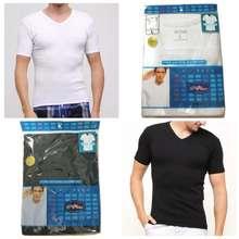 GT Man Gtman Kaos Oblong Tshirt Kerah V Neck
