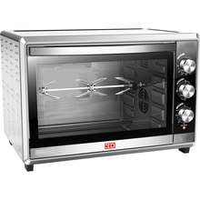 3D 42L Electric Oven With Rotisserie And Convection Eo-42Rc