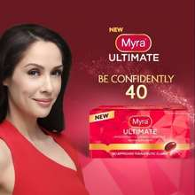 Myra 30 Softgel New Ultimate Anti Aging Lighten Dark Spot 30 Softgel Anti Aging