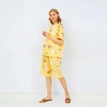 Katun Jepang Baju Tidur Greet Model : K-347 / Bd