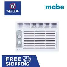 Mabe Mev05Vv 0.6Hp Window Type Air Conditioner