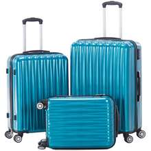 Aéropostale Hardside Spinner Luggage Sets 3Pcs Lightweight Suitcase Set