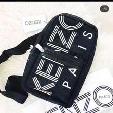 Kenzo Logo One Shoulder Bag