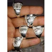 Chrome Cincin Aloy Dan Titanium Super Request Pasang Ring Cincin 6