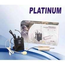Platinum Wireless Lapel Microphone Uk88 ()