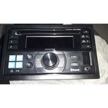 Alpine Cde-W235Bt 2-Din Car Stereo Bluetooth With Large Display