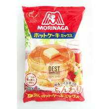 Morinaga Milk Hot Cake Mix 600G (150G X 4'S) Japan Pancake Mix [Exp: Jan 2023]
