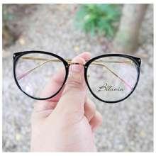 Linda Farrow frame kacamata minus wanita clasy 221 + lensa antiradiasi c1cad95736