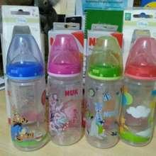 Nuk bottle / botol susu bayi