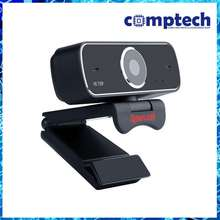 REDRAGON Red Dragon Gw600 720P Webcam With Built-In Dual Microphone 360-Degree Rotation