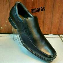 Pakalolo Sepatu Pantofel Kulit 7019 Original