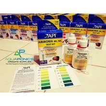 API Ammonia Test Kit (Yr Exp 2023) For Aquarium Aquaponics