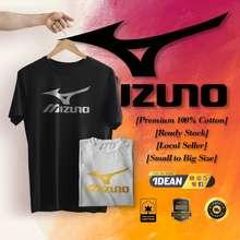 Mizuno T-Shirt Men / Women Unisex Tee Casual Sport Brand - Idean Style S80