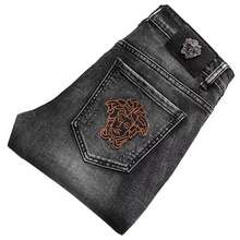 Versace Brand Men'S Jeans Jeans Clearance Inventory