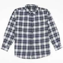 HM Kemeja Flanel Lengan Panjang 43 Flannel Shirt Premium Quality 5Xl