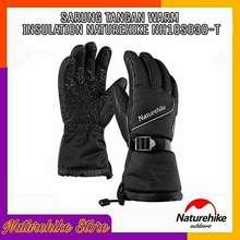 Naturehike Sarung Tangan Outdoor Gunung Sepeda Motor Sky Warm Insulation Anti Air Nh18S030-T