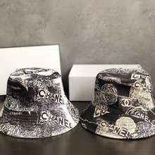 CHANEL - Fabric Bucket Hat High Quality