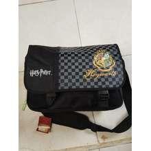 Harry Potter Tas Sekolah Selempang Original Import Quality Bags
