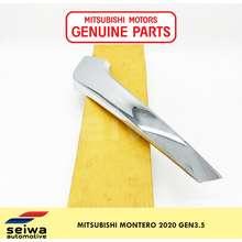 [2020] Mitsubishi Montero Front Bumper Lower Garnish LH GEN3.5 - Genuine Mitsubishi Auto Parts