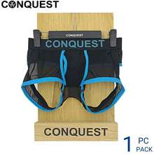 Conquest Men Underwear Shorty - Cq7146 (1 Pc Pack)
