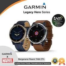 GARMIN Legacy Hero Series - Garansi Resmi Tam