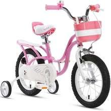"Royalbaby Little Swan Girls Kids Bike 16"""
