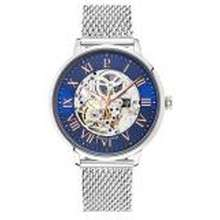Pierre Lannier Watches - Jam Tangan Pria- Steinless Steel - 322B168 (Blue)